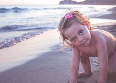 ani sulla spiaggia